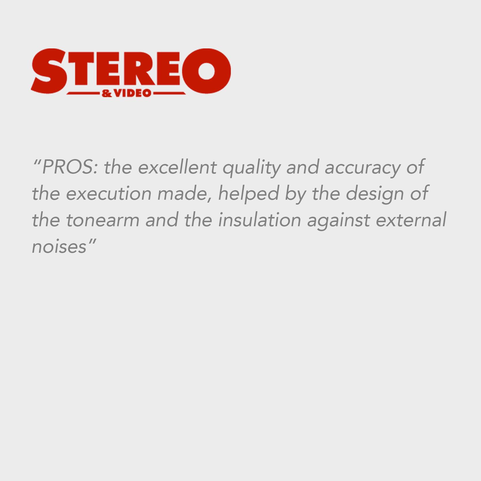 Stereo & Video | Valore 425 Plus